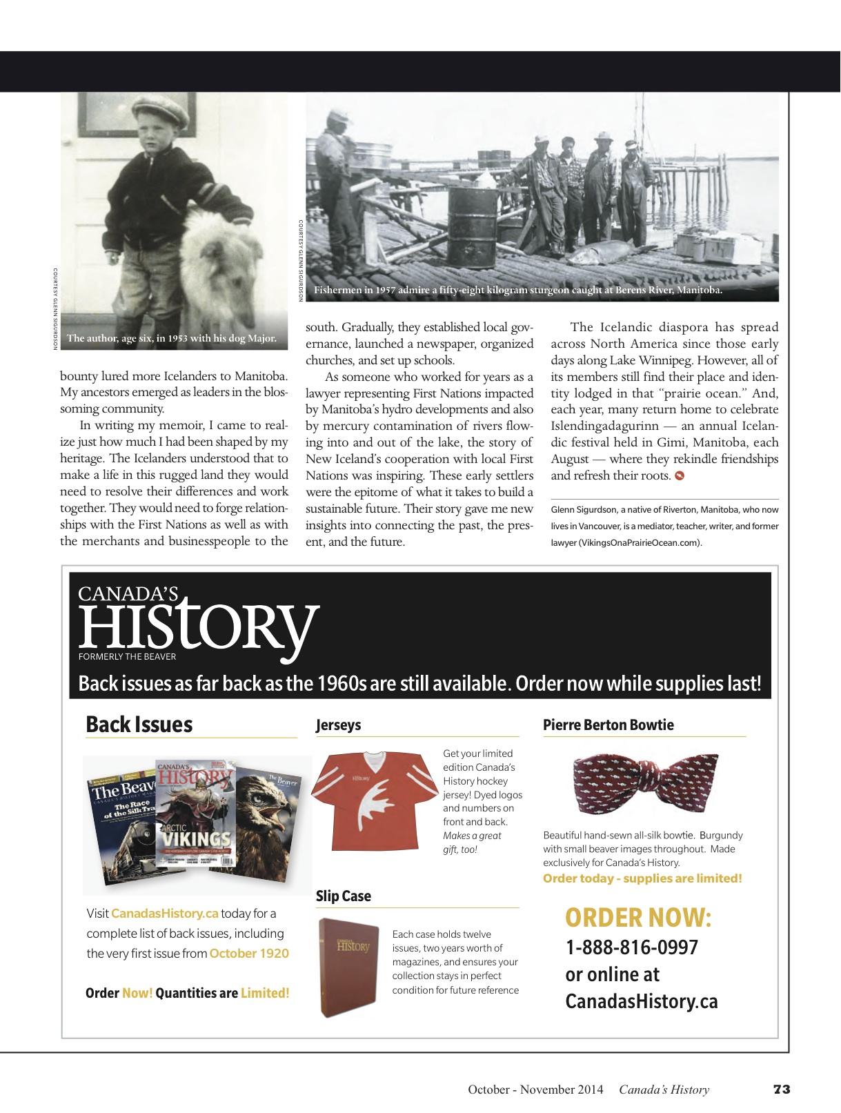 Canada's History_Oct-Nov_2014