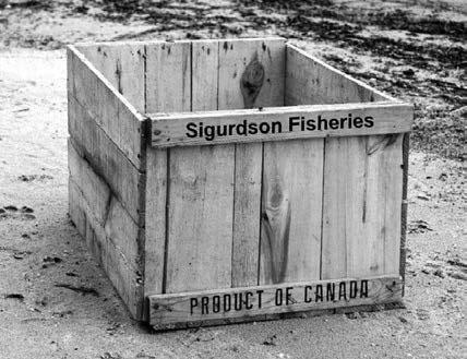 A fish box