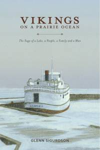 Vikins on a Prairie Ocean - Bookcover