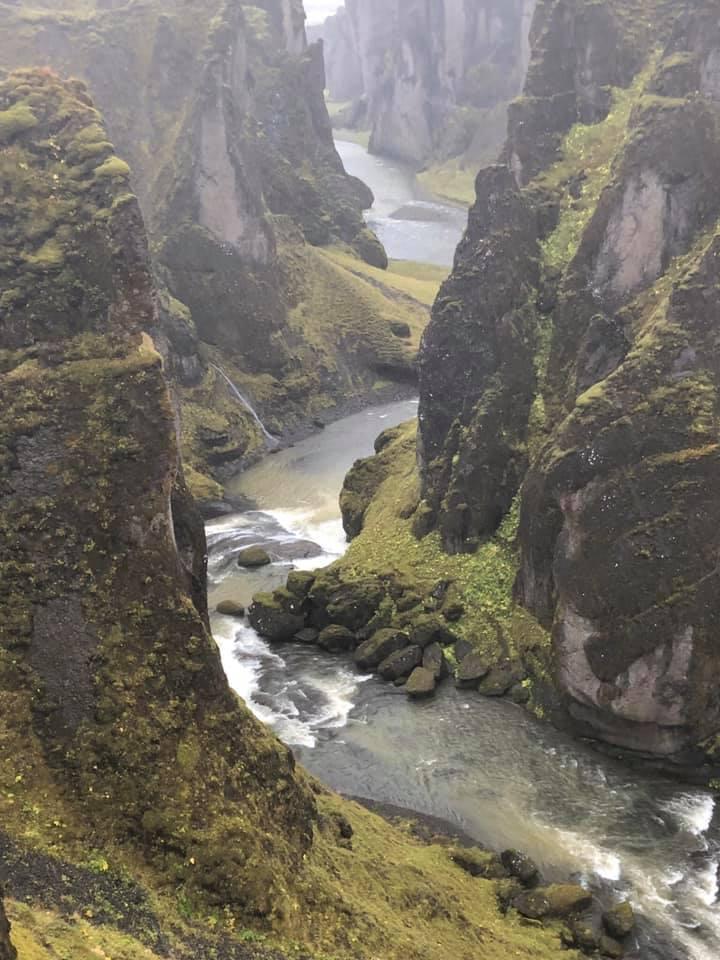 Fjarðarárgljúfur South Iceland