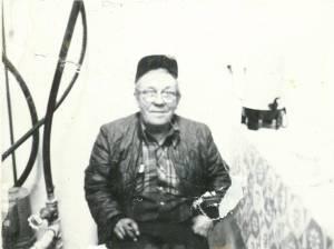 Dori Benjaminson 1960's